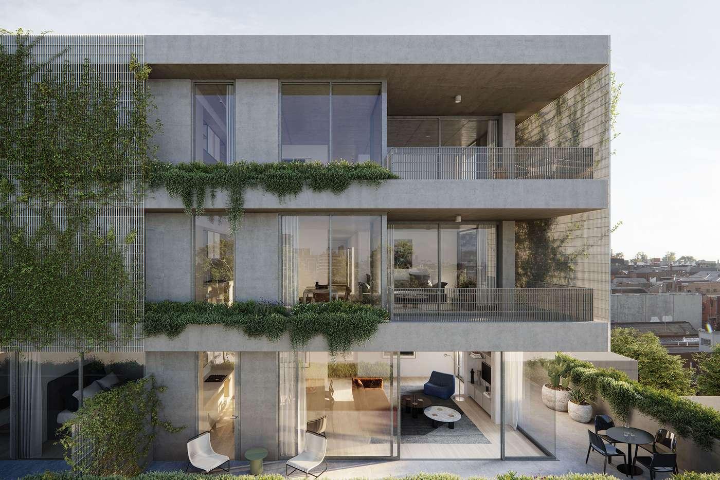 Sixth view of Homely apartment listing, 109/8 Ballarat Street, Brunswick VIC 3056