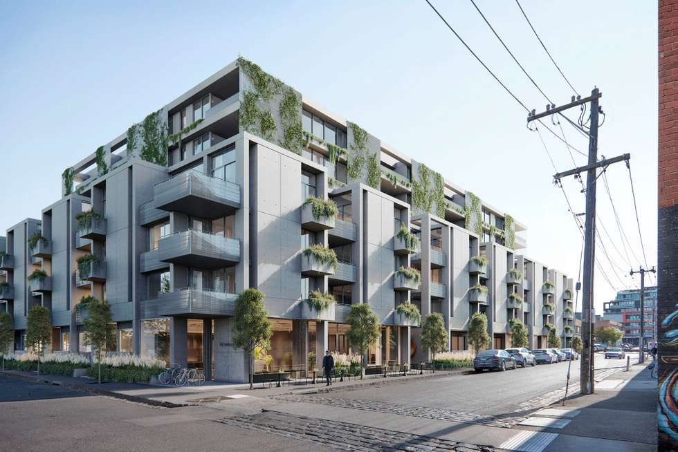 Third view of Homely apartment listing, 501/8 Ballarat Street, Brunswick VIC 3056
