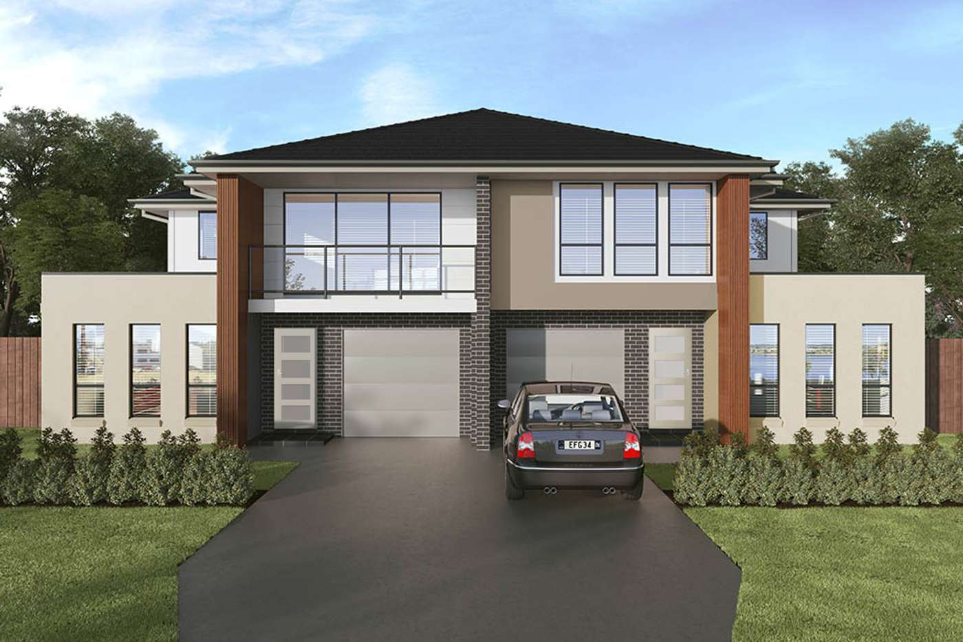 Main view of Homely house listing, Lot 4112 Narooma Street, Tullimbar NSW 2527