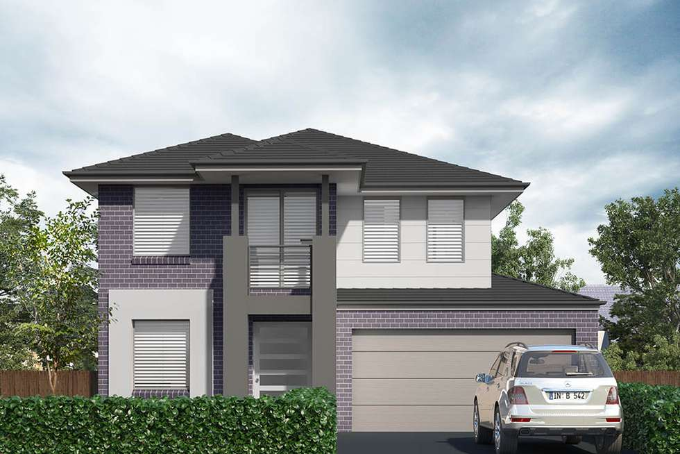 Fourth view of Homely house listing, Lot 6109 Caldwell Avenue, Edmondson Park NSW 2174