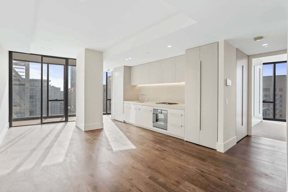 Second view of Homely apartment listing, 2504/1 Almeida Crescent, South Yarra VIC 3141