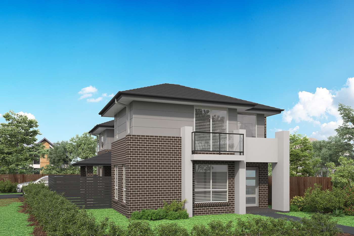 Main view of Homely house listing, Lot 345 Corallee Crescent, Marsden Park NSW 2765