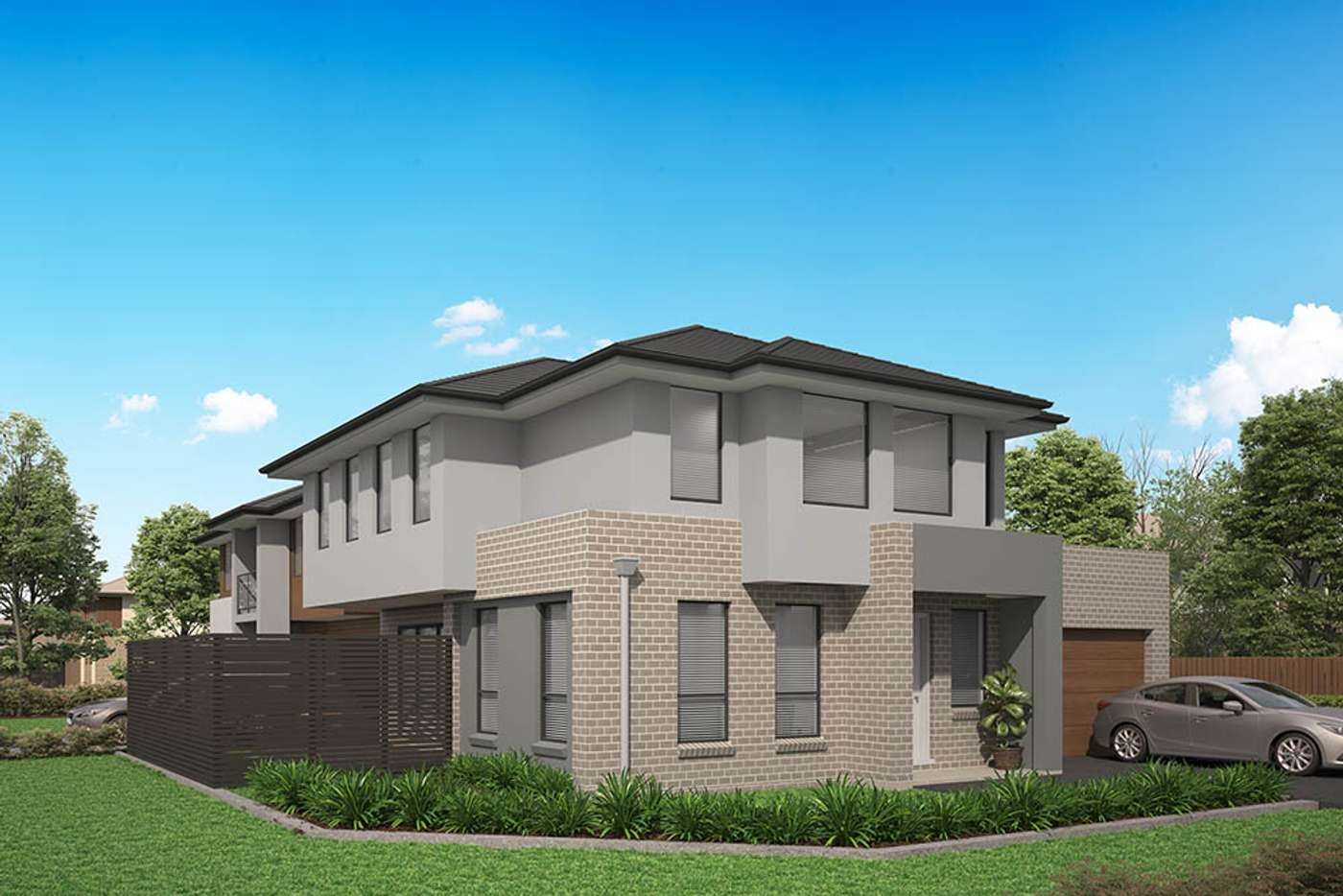 Main view of Homely house listing, Lot 54 Brahman Road, Box Hill NSW 2765