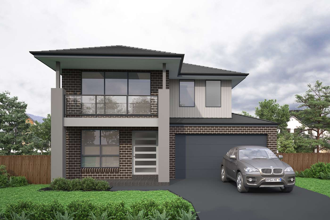Main view of Homely house listing, Lot 202 Tansey  Street, Woongarrah NSW 2259