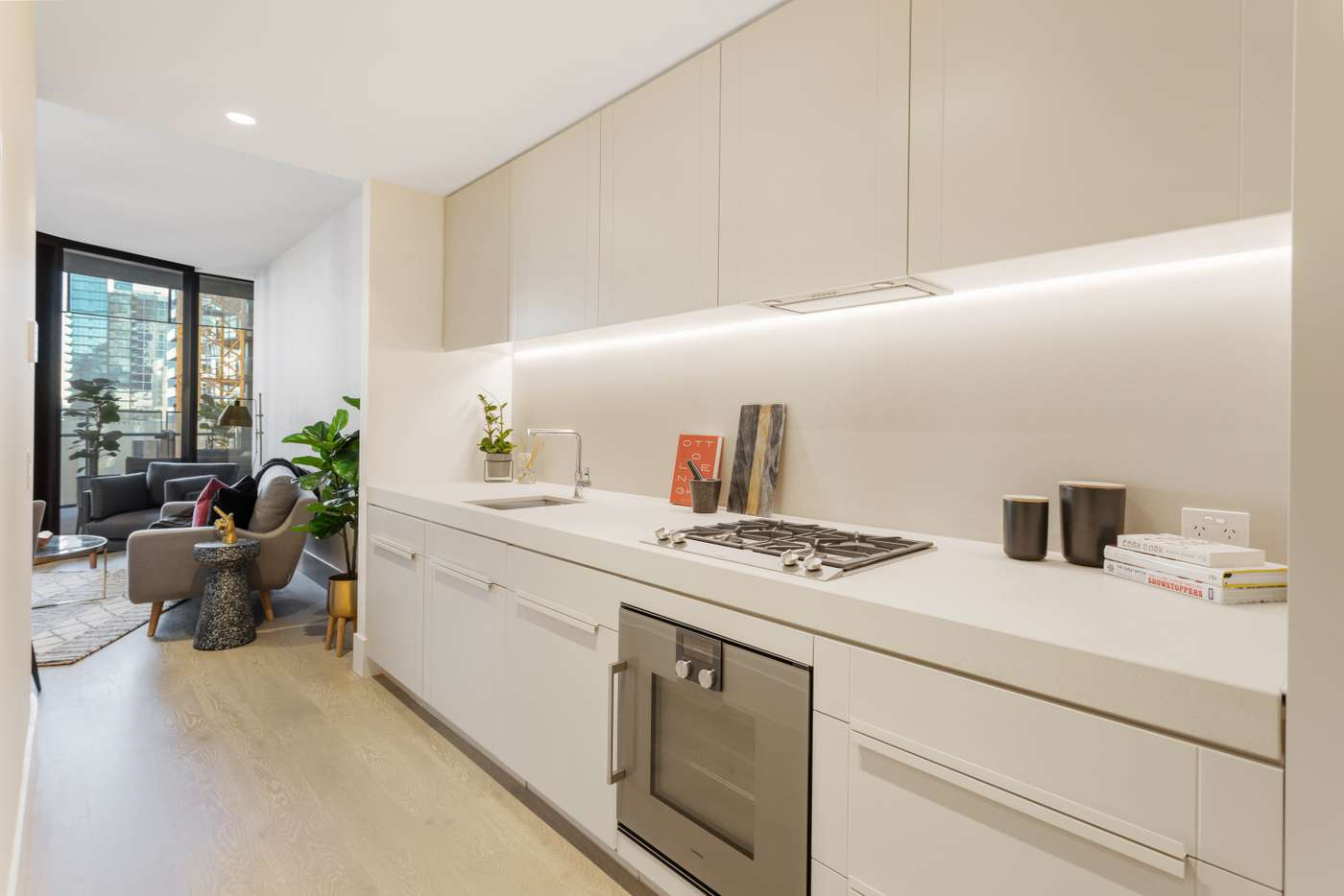 Main view of Homely apartment listing, 607/607/243 TOORAK ROAD, South Yarra VIC 3141