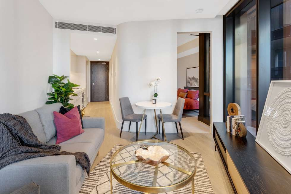Third view of Homely apartment listing, 607/607/243 TOORAK ROAD, South Yarra VIC 3141