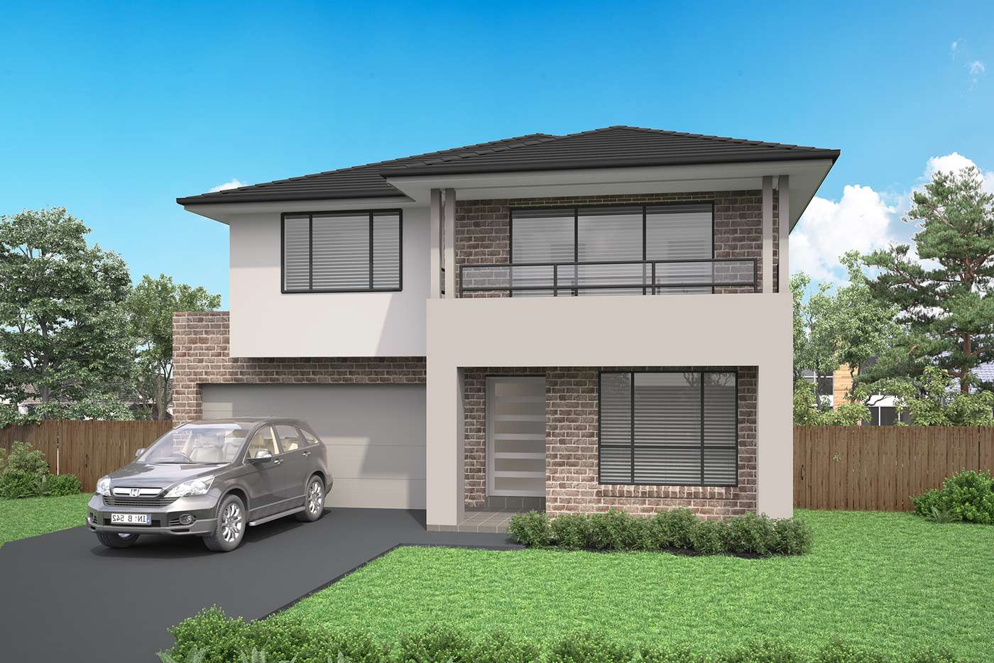 Main view of Homely house listing, Lot 624 Caldwell Avenue, Edmondson Park NSW 2174