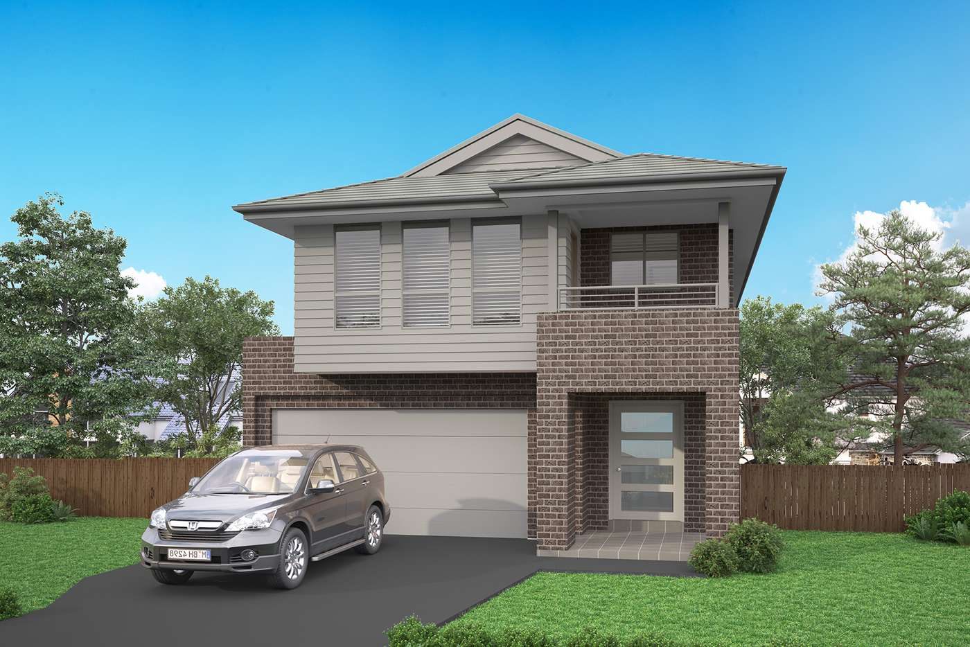 Main view of Homely house listing, Lot 704 Poziers Road, Edmondson Park NSW 2174