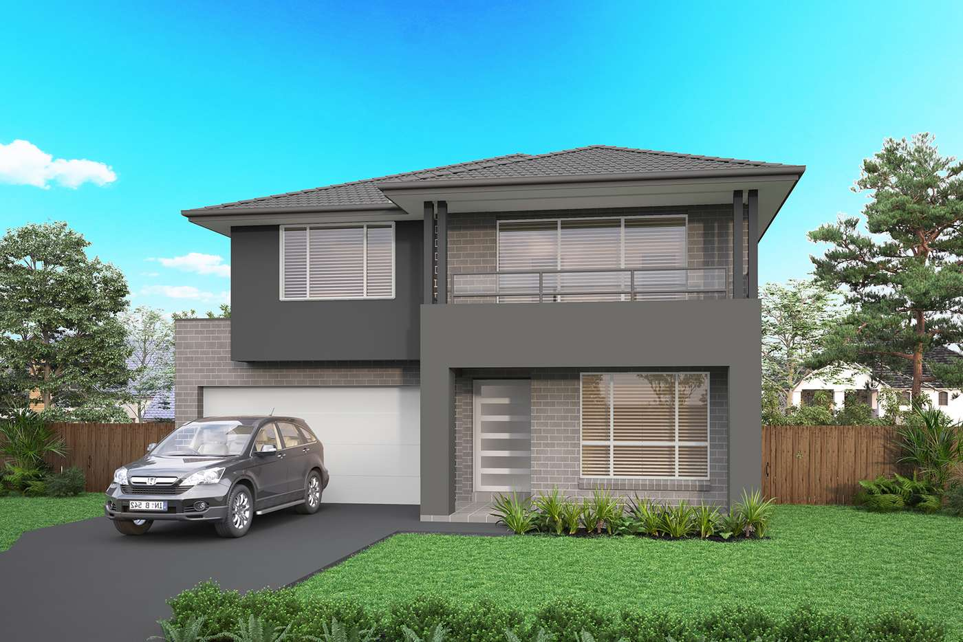Main view of Homely house listing, Lot 304 Chad Street, Silverdale NSW 2752