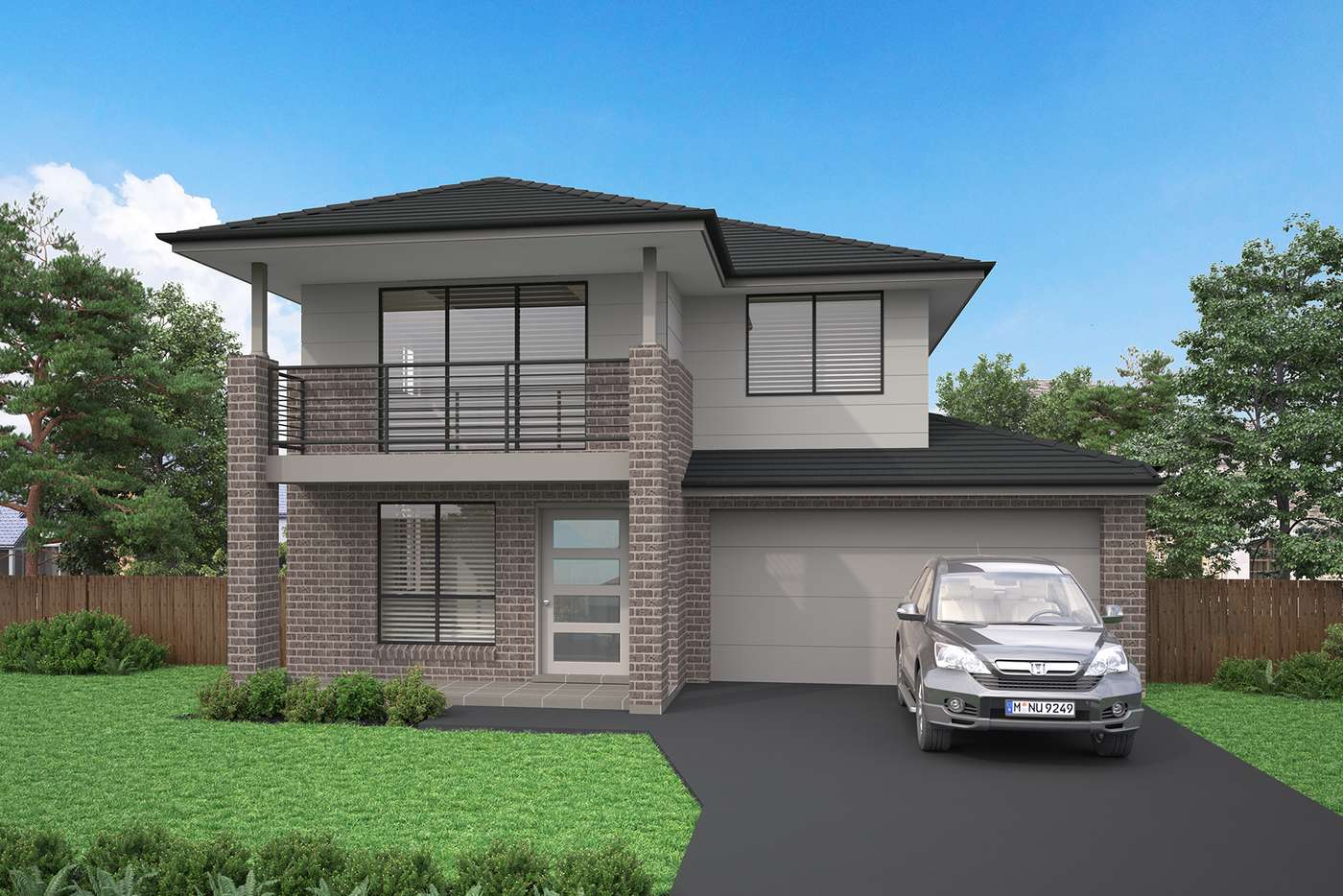 Main view of Homely house listing, Lot 714 Canopus Parkway, Box Hill NSW 2765
