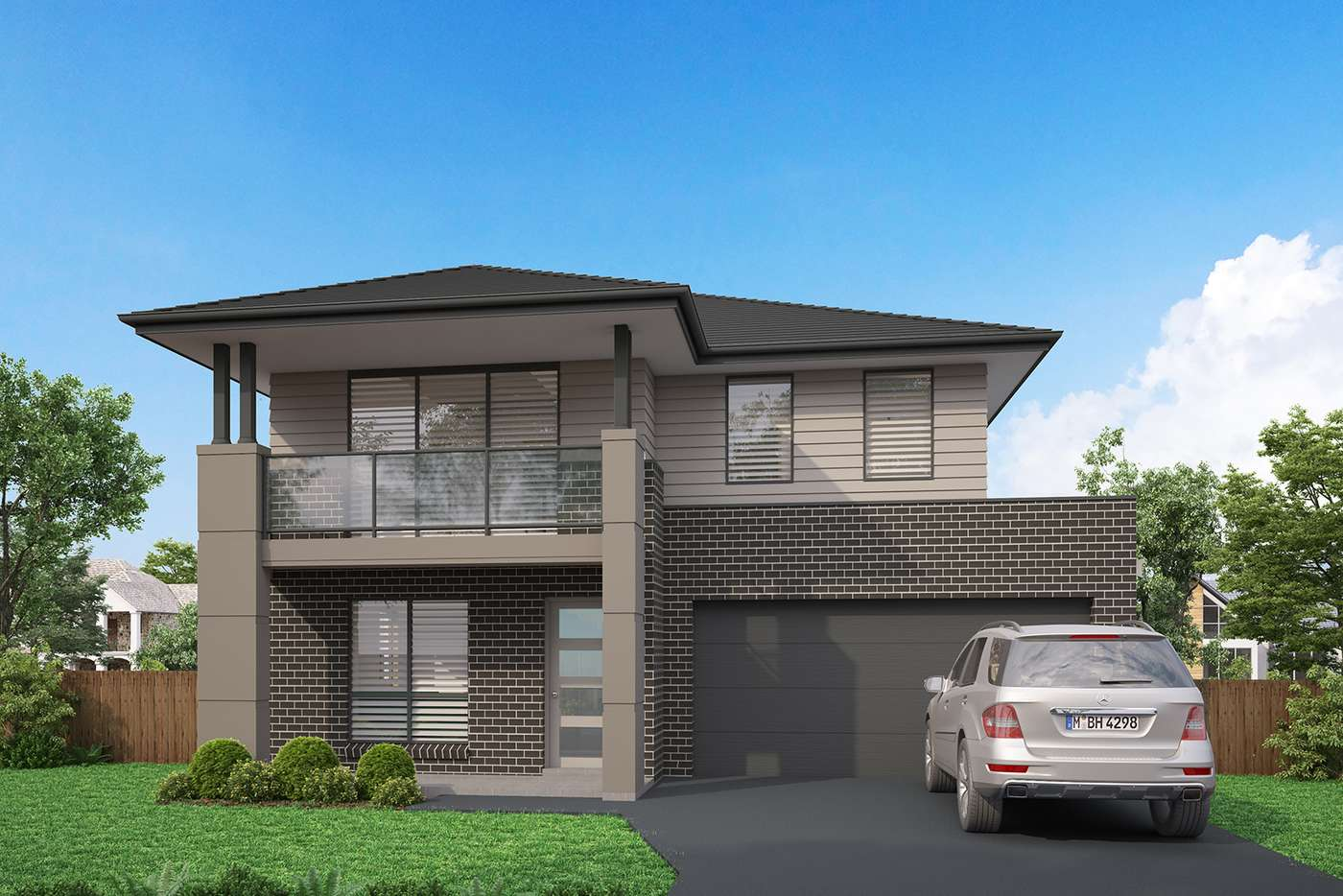 Main view of Homely house listing, Lot 341 Corallee Crescent, Marsden Park NSW 2765