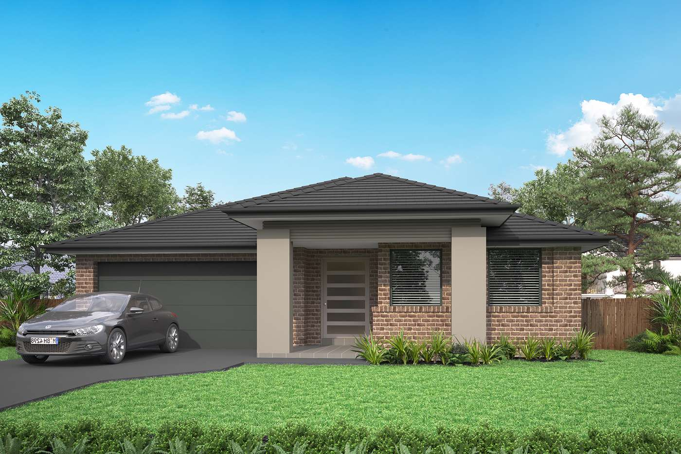 Main view of Homely house listing, Lot 306 Chad Street, Silverdale NSW 2752