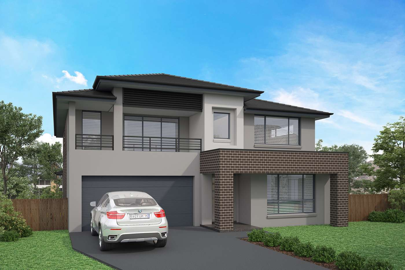 Main view of Homely house listing, Lot 332 Brindle Parkway, Box Hill NSW 2765