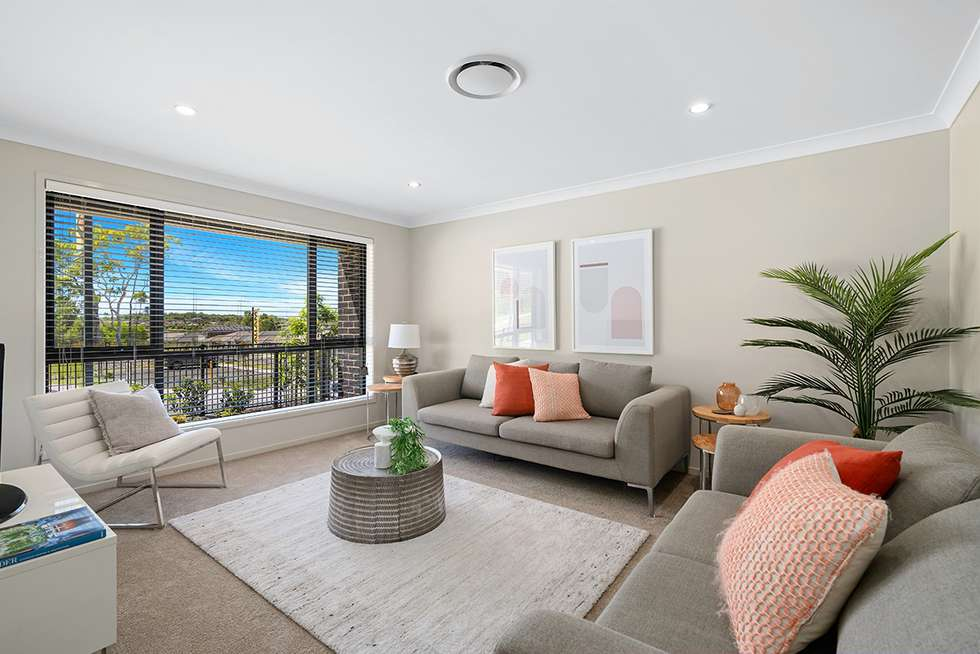 Second view of Homely house listing, Lot 332 Brindle Parkway, Box Hill NSW 2765