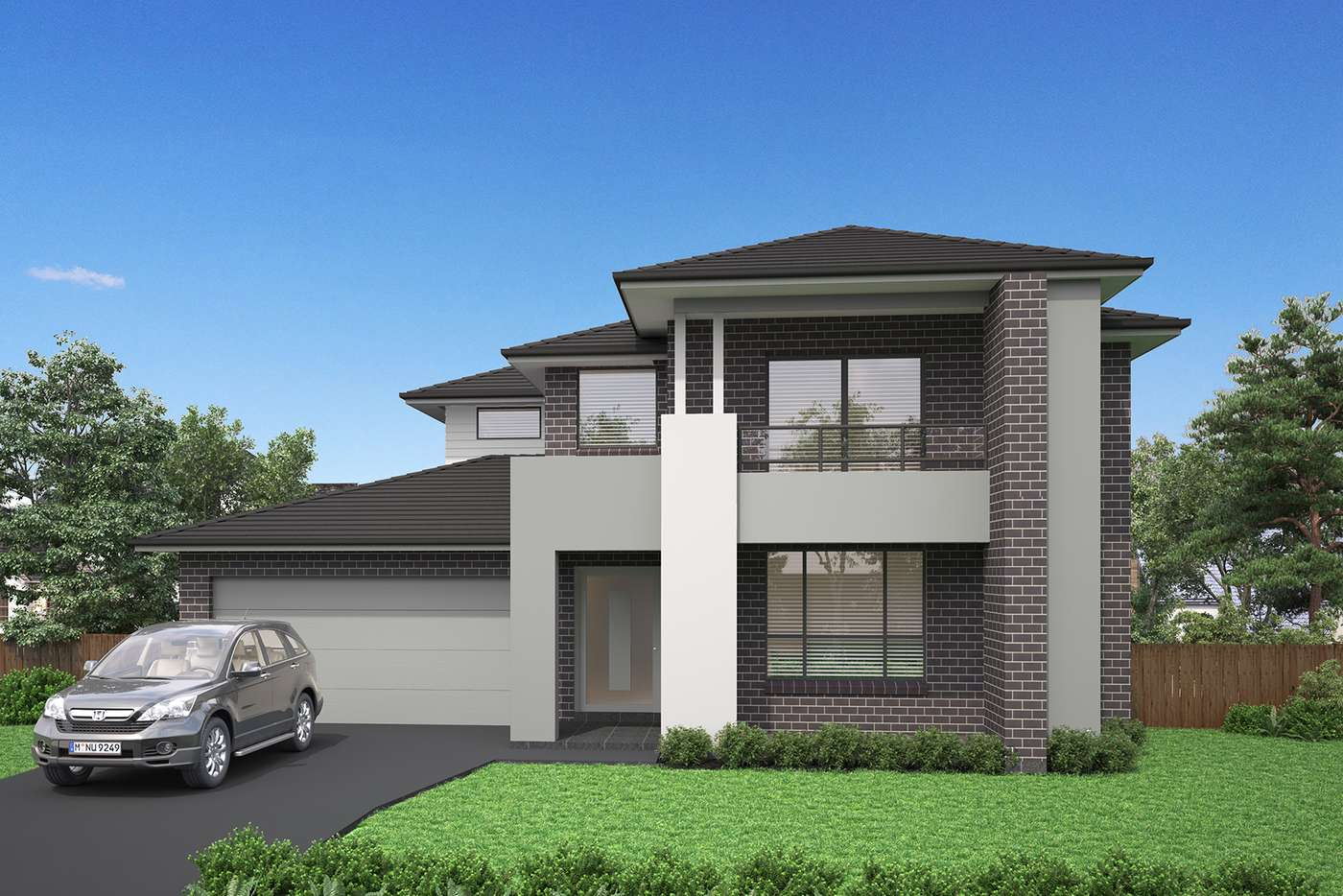 Main view of Homely house listing, Lot 331 Brindle Parkway, Box Hill NSW 2765