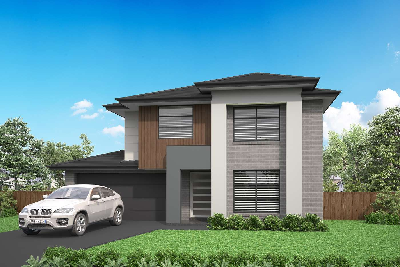 Main view of Homely house listing, Lot 333 Brindle Parkway, Box Hill NSW 2765