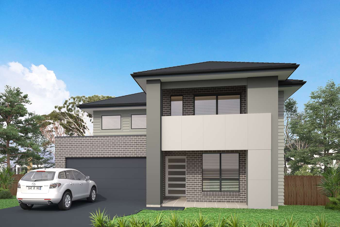 Main view of Homely house listing, Lot 310 Chad Street, Silverdale NSW 2752