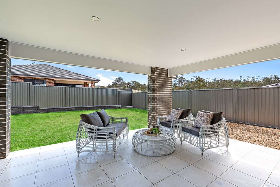 Fourth view of Homely house listing, Lot 310 Chad Street, Silverdale NSW 2752