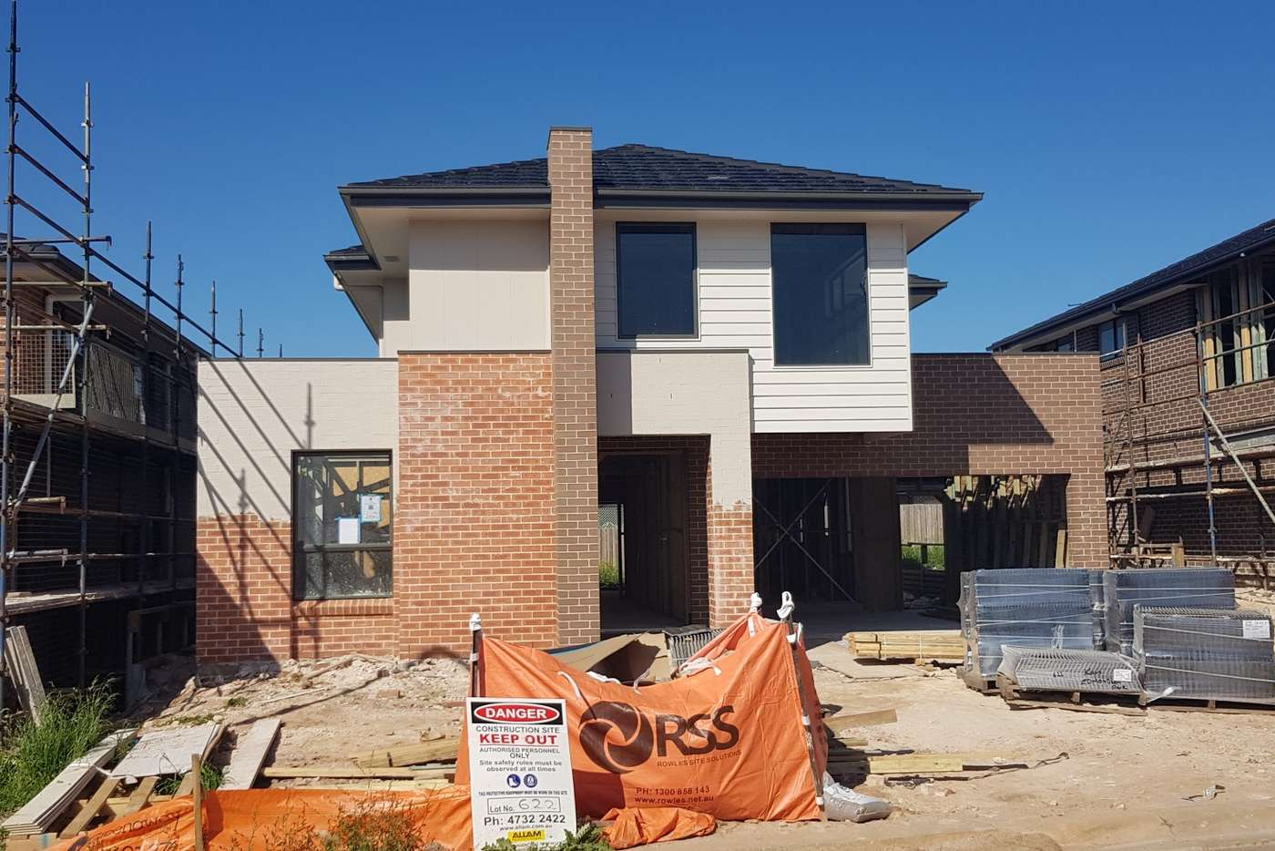 Main view of Homely house listing, Lot 622 Caldwell Avenue, Edmondson Park NSW 2174