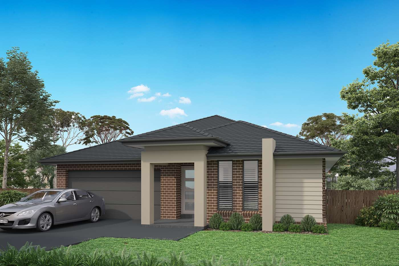 Main view of Homely house listing, Lot 210 Tansey Street, Woongarrah NSW 2259