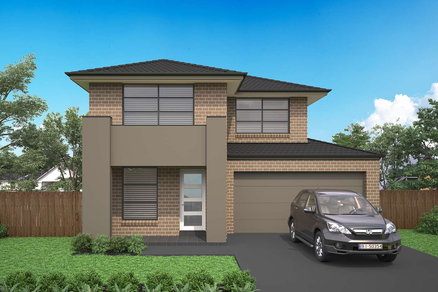 Main view of Homely house listing, Lot 361 Westbrook Circuit, Marsden Park NSW 2765