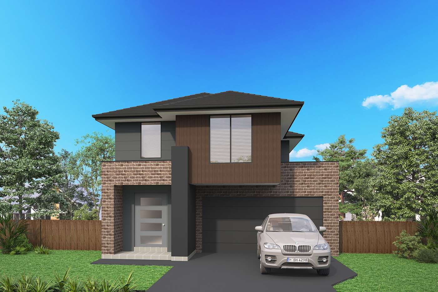 Main view of Homely house listing, Lot 318 Dressage Street, Box Hill NSW 2765