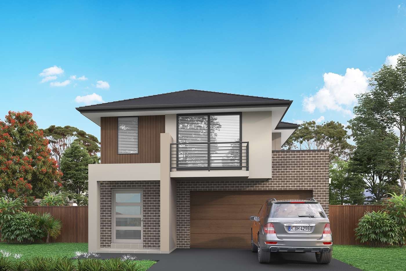 Main view of Homely house listing, Lot 725 Canopus Parkway, Box Hill NSW 2765