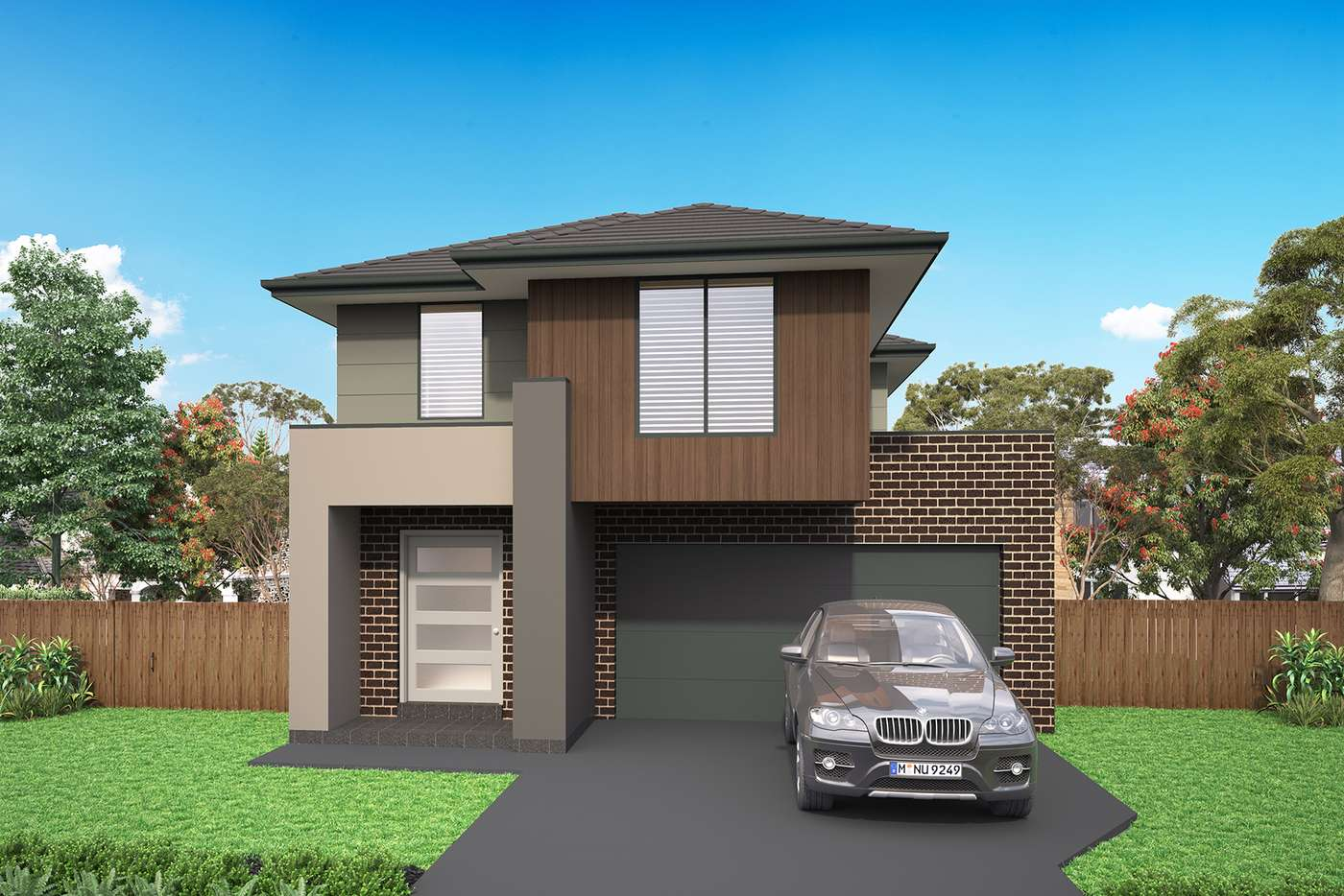 Main view of Homely house listing, Lot 346 Corallee Crescent, Marsden Park NSW 2765