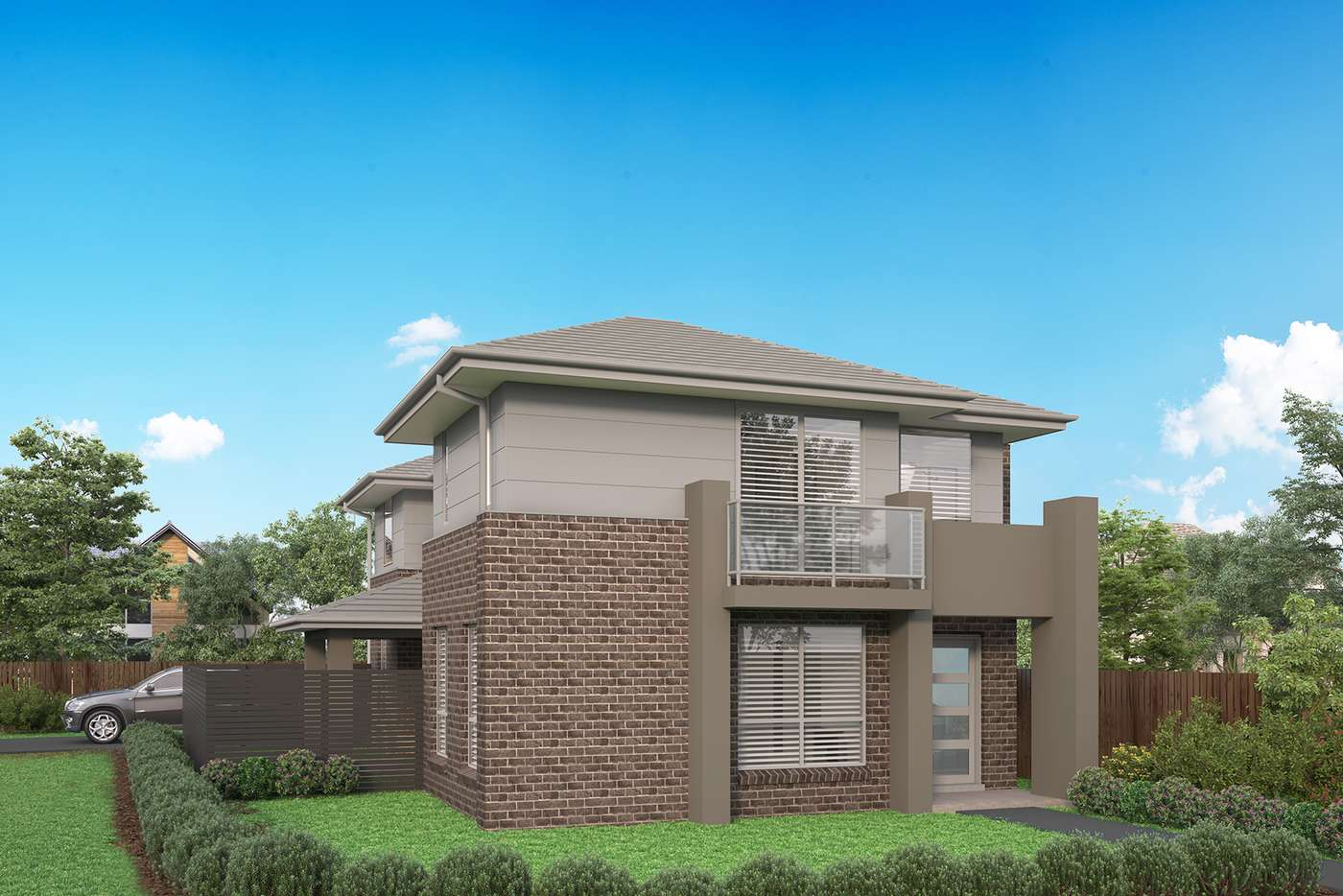 Main view of Homely house listing, Lot 722 Canopus Parkway, Box Hill NSW 2765