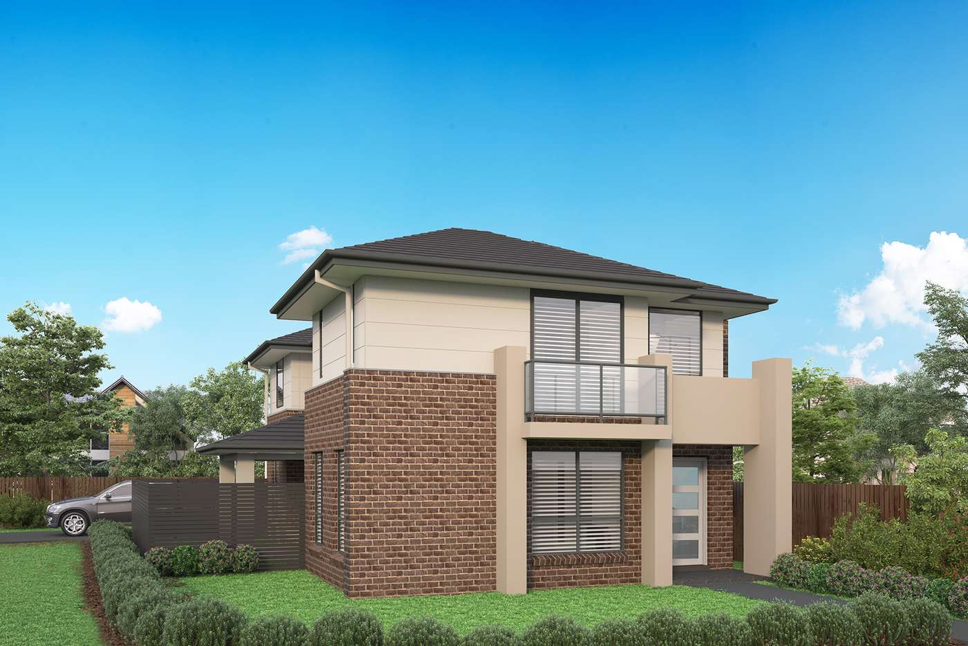 Main view of Homely house listing, Lot 282 Abell Road, Marsden Park NSW 2765