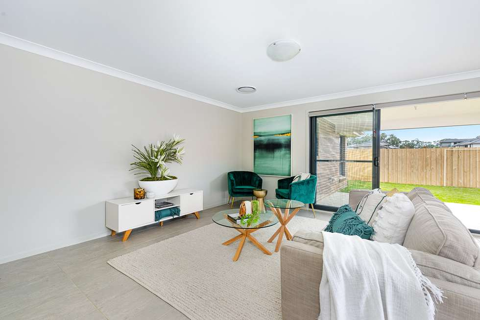 Second view of Homely house listing, Lot 615 Caldwell Avenues, Edmondson Park NSW 2174