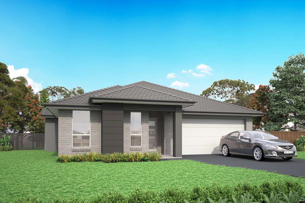 Fourth view of Homely house listing, Lot 615 Caldwell Avenues, Edmondson Park NSW 2174