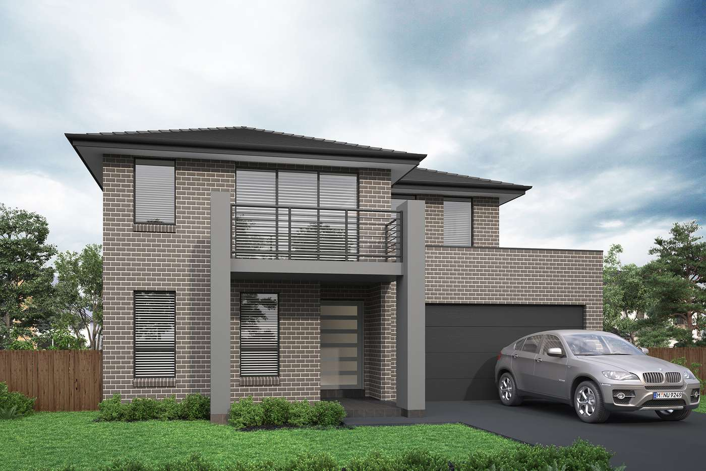 Main view of Homely house listing, Lot 409 Billets Way, Box Hill NSW 2765
