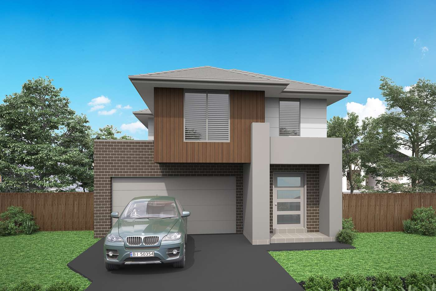 Main view of Homely house listing, Lot 283 Springdale Street, Marsden Park NSW 2765