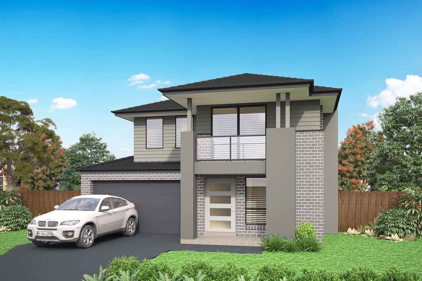 Main view of Homely house listing, Lot 284 Springdale Street, Marsden Park NSW 2765