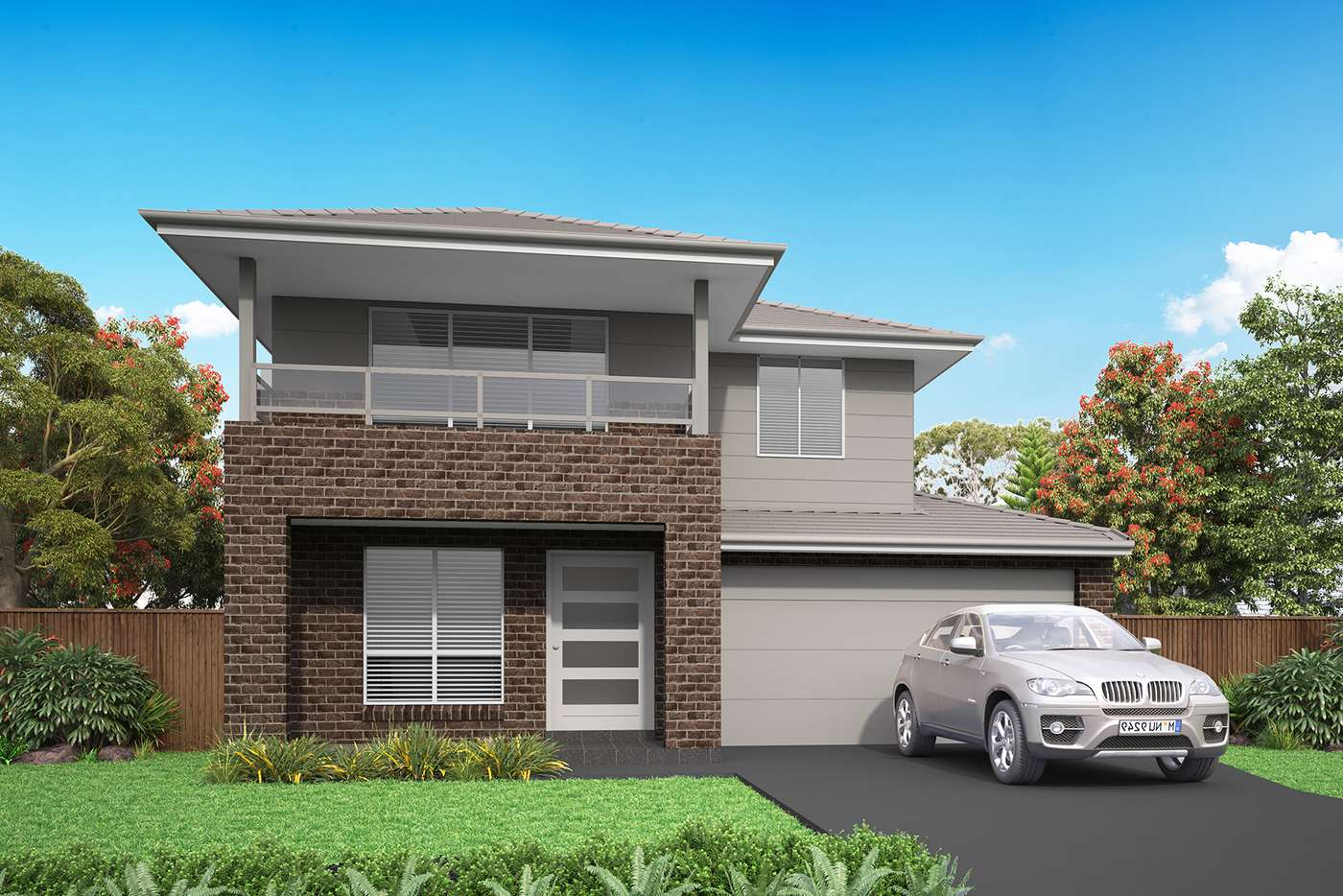 Main view of Homely house listing, Lot 413 Billets Way, Box Hill NSW 2765