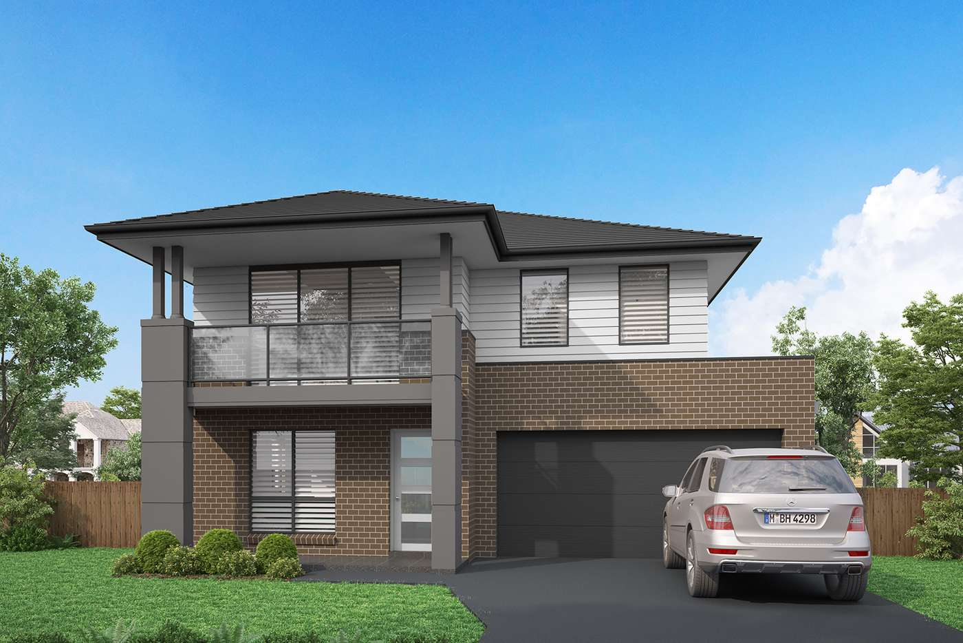 Main view of Homely house listing, Lot 360 Westbrook Circuit, Marsden Park NSW 2765