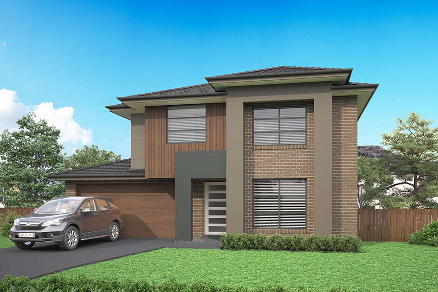 Main view of Homely house listing, Lot 720 Sandakan Street, Edmondson Park NSW 2174