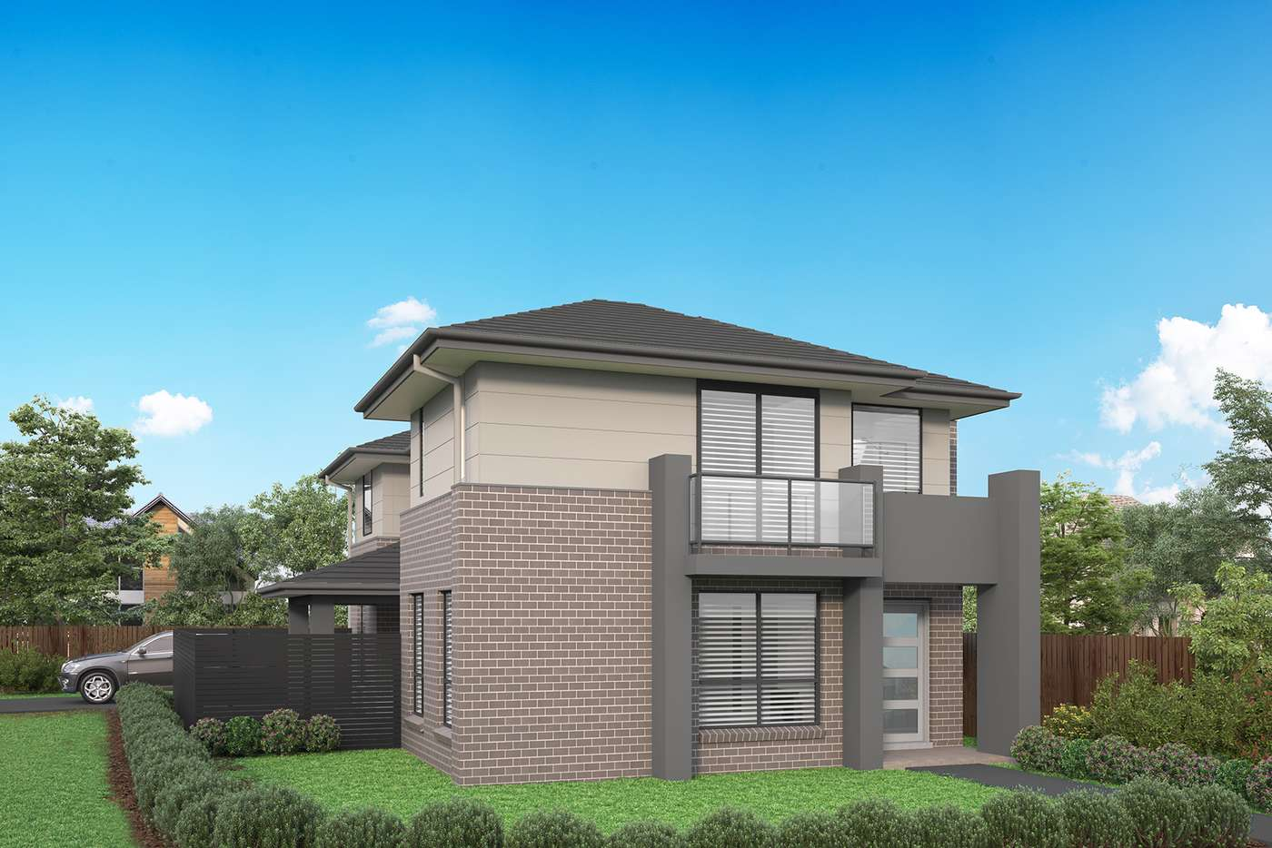 Main view of Homely house listing, Lot 404 Rangy Street, Box Hill NSW 2765