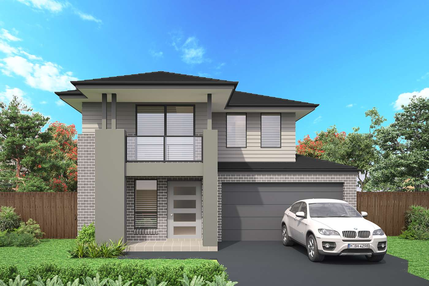 Main view of Homely house listing, Lot 417 Rangy Street, Box Hill NSW 2765