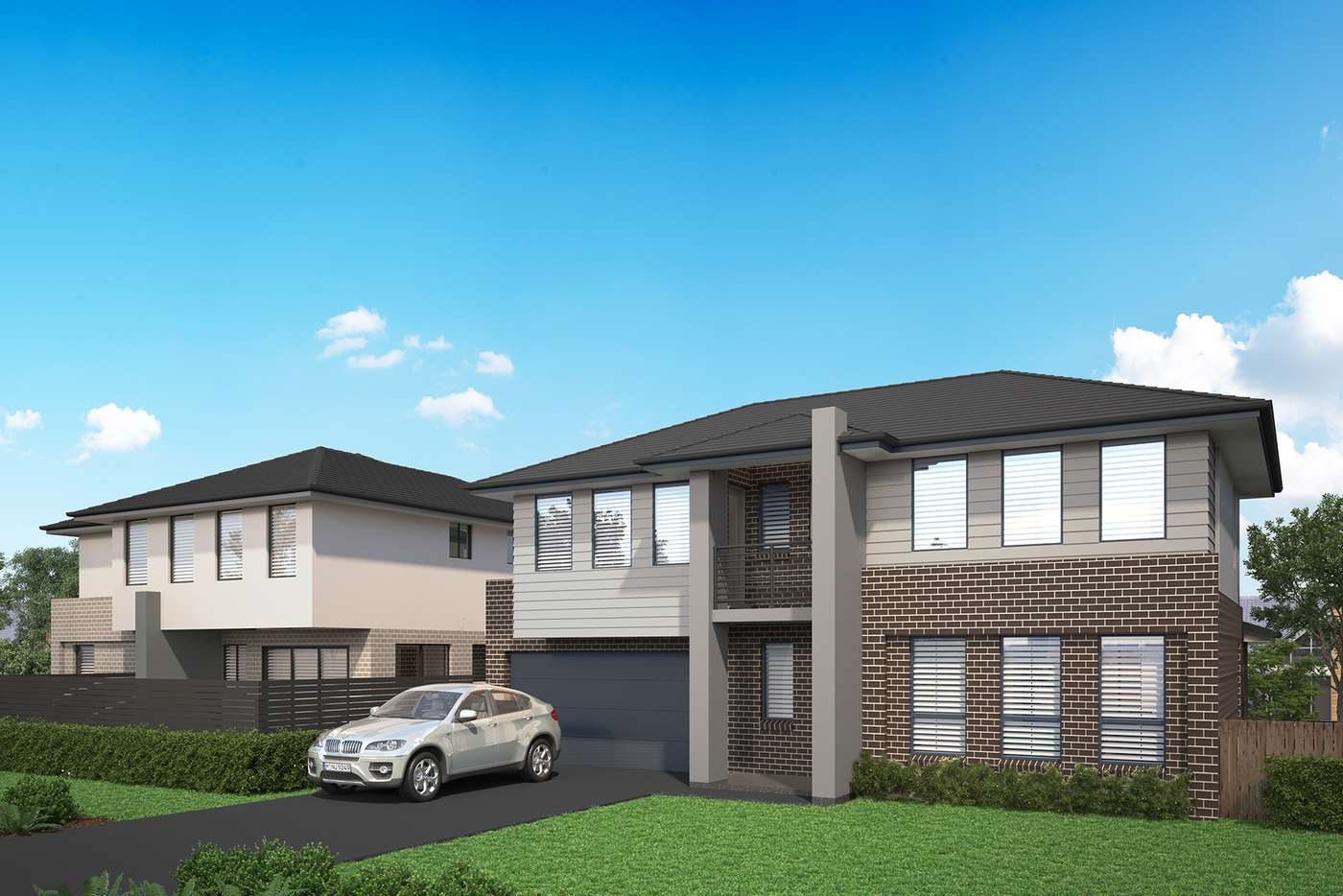 Main view of Homely house listing, Lot 45 Brahman Road, Box Hill NSW 2765