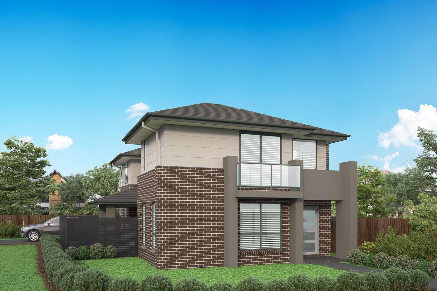 Main view of Homely house listing, Lot 289 Abell Road, Marsden Park NSW 2765