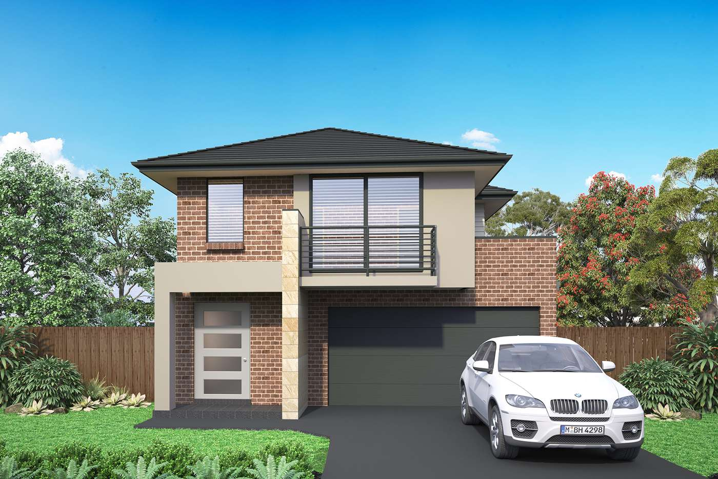 Main view of Homely house listing, Lot 727 Croatia Avenue, Edmondson Park NSW 2174