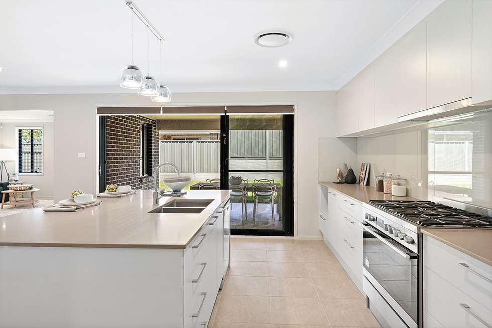 Second view of Homely house listing, Lot 613 Caldwell Avenue, Edmondson Park NSW 2174