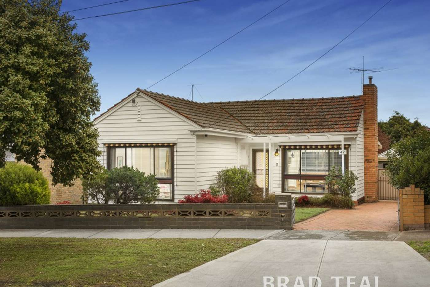 Main view of Homely house listing, 47 Mitchell Parade, Pascoe Vale South VIC 3044