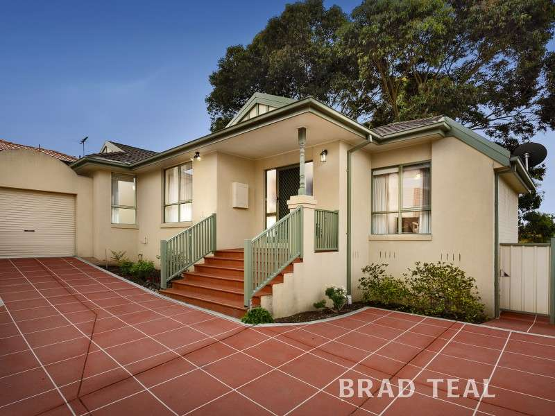Main view of Homely villa listing, 420B Buckley Street, Essendon West, VIC 3040