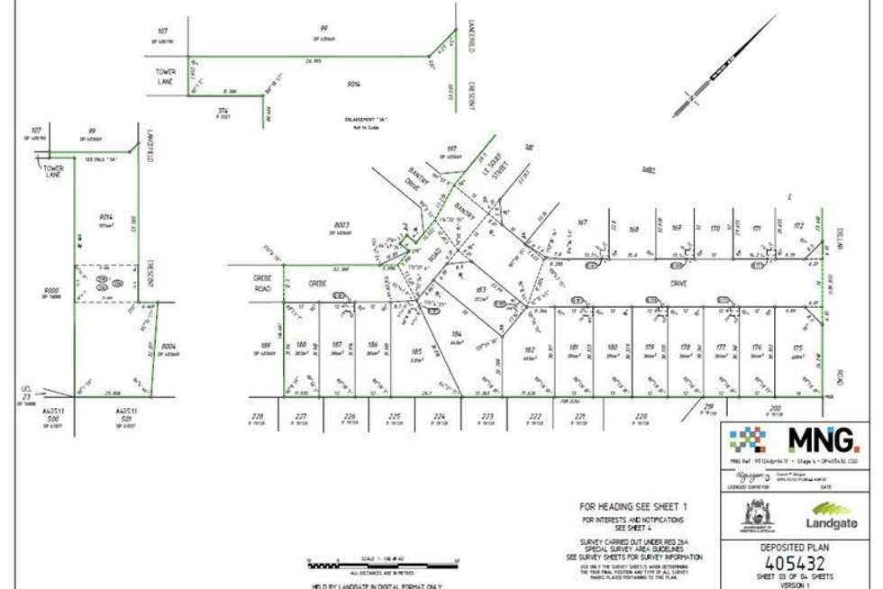 Third view of Homely residentialLand listing, Lot 186, Grebe Road, Maddington WA 6109