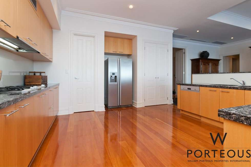 Fourth view of Homely apartment listing, 303/173 Mounts Bay Road, Perth WA 6000