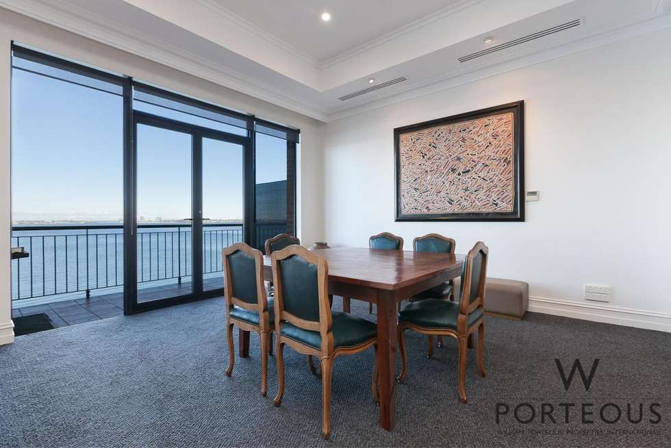 Fifth view of Homely apartment listing, 303/173 Mounts Bay Road, Perth WA 6000