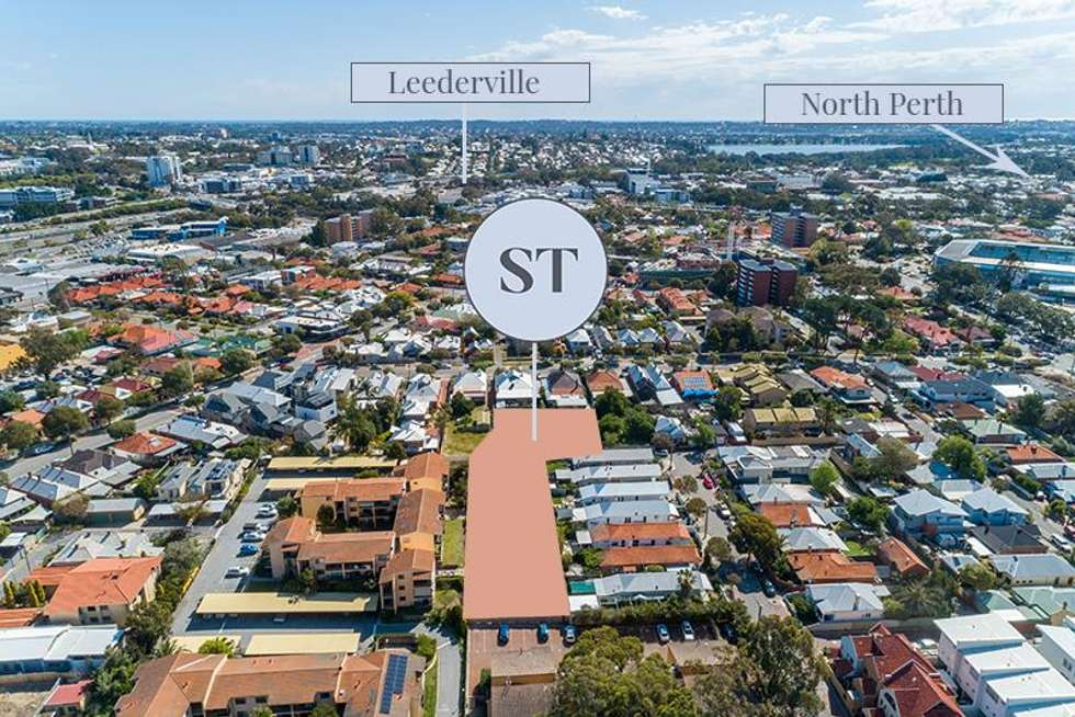Second view of Homely townhouse listing, 5/24 Sheridan Lane, West Perth WA 6005